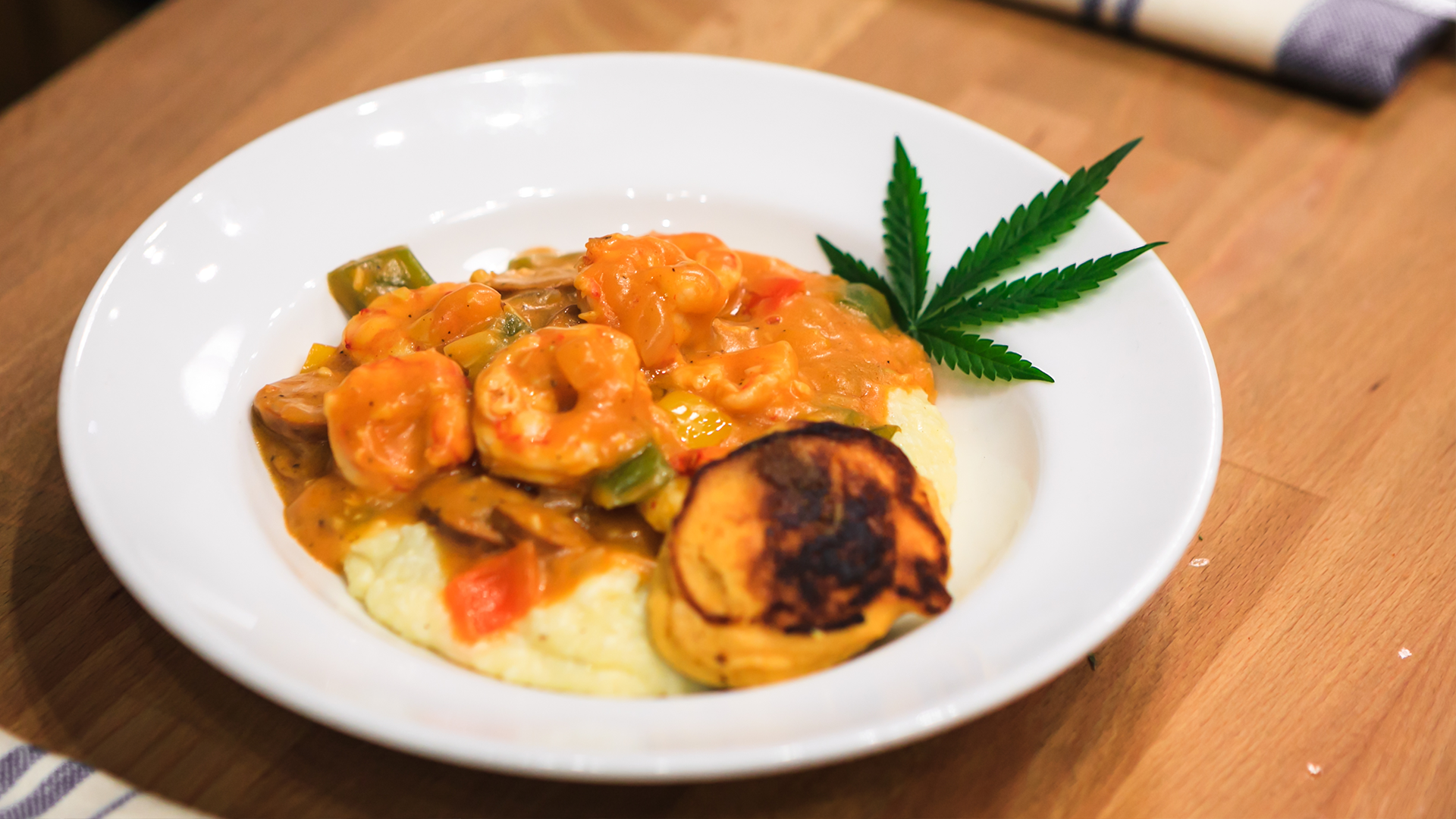 Shrimp, Grits, Cannabis, Weed, Cooking Competition, Cooking On High, Stage 13 Original, stage13network