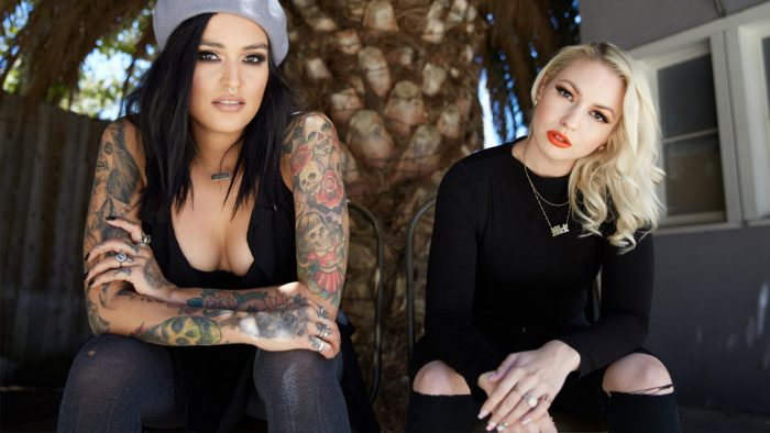 "Lora Arellano & Dana Bomar Create ""Lipstick Empire"" With Melt Cosmetics"