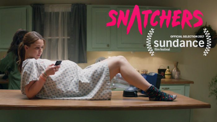 First Look At 'Snatchers,' A Teen Comedy With A Sci-Fi Twist