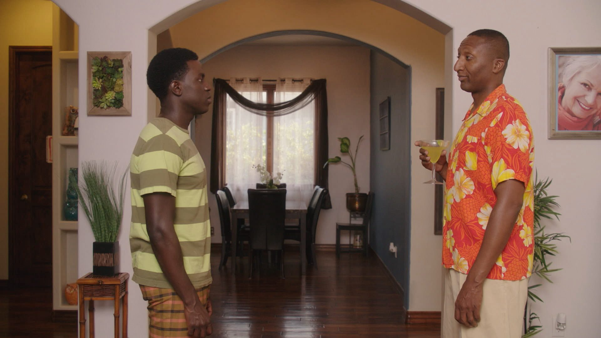 Charlie (Wiley B. Oscar) Refuses To Let Darrell (Darrell Lake) Stay, Sugar Mama, The Incredible Life Of Darrell, Stage 13 Original, stage13network