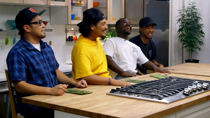 Cooking on High: Getting Celebrities Stoned on Netflix for a Living