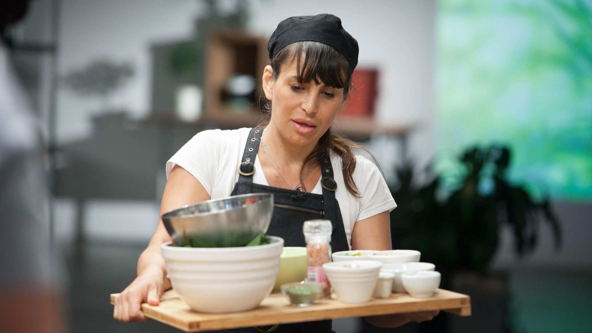 Chef Andie Leon - Cooking on High
