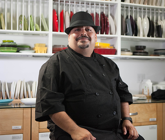 Mike Delao | Cooking On High