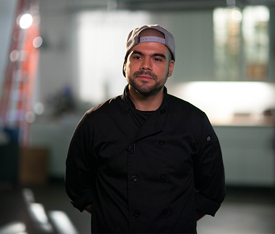 Jonathan Portela | Cooking On High