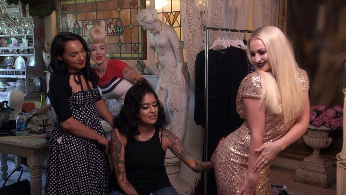 The Ladies of LIPSTICK EMPIRE Get Glamorous | Lipstick Empire