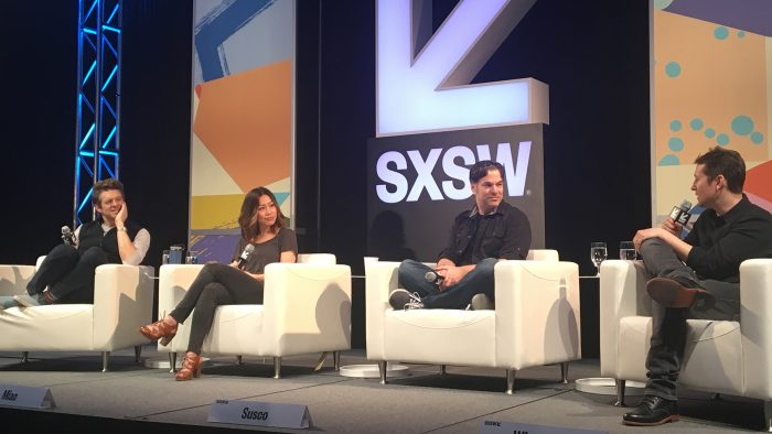 Vera Miao And Horror Filmmakers Talk At SXSW