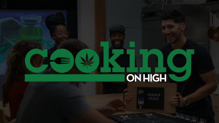 Netflix to Debut 'Cooking on High,' A New Cannabis Cooking Competition