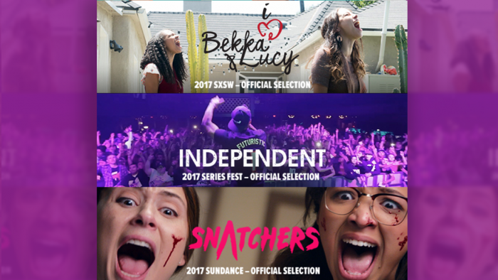 For Your 2018 Emmy Consideration: SNATCHERS, INDEPENDENT, I LOVE BEKKA & LUCY