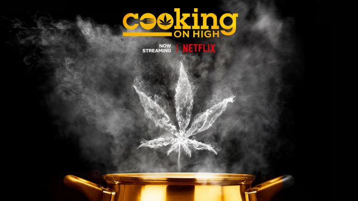 "Watch: Fire Up Friday with ""Cooking on High"" on Netflix"