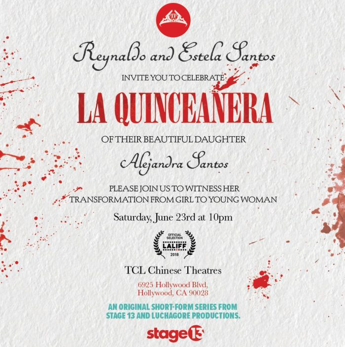LALIFF – La Quinceañera Screening at Hollywood Mann Chinese Theatre