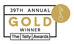 The Telly Awards GOLD
