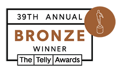 The Telly Awards BRONZE