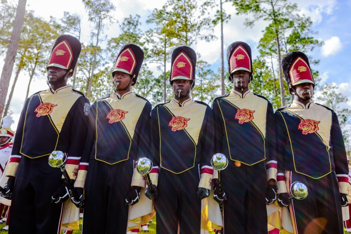 Bethune-Cookman University Marching Band Gives You Your 'Marching Orders'