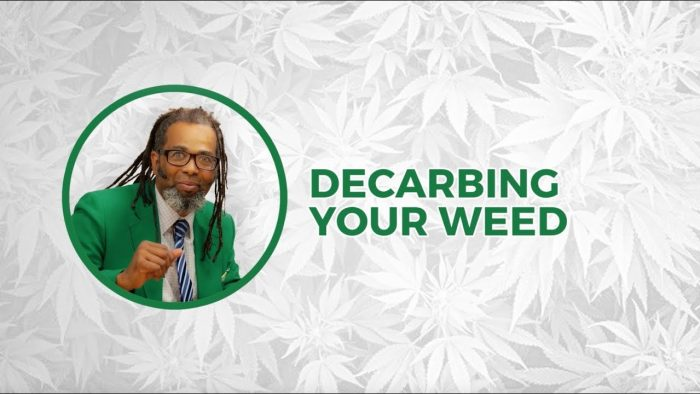 Decarbing Your Weed | Cooking On High