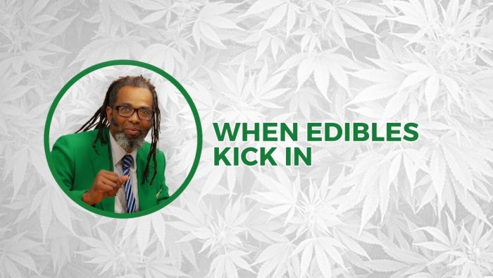 When Edibles Kick In | Cooking On High