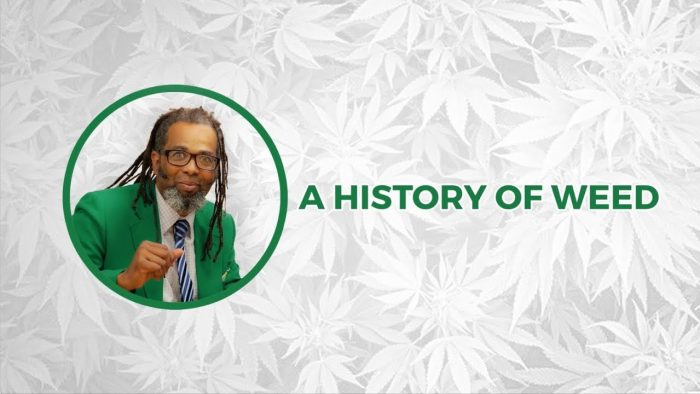 A History of Weed | Cooking On High