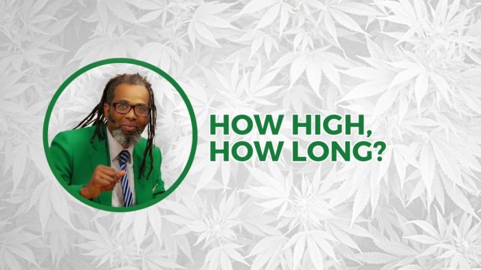 How High, How Long | Cooking On High