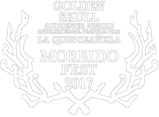 Morbido Golden Skull Award