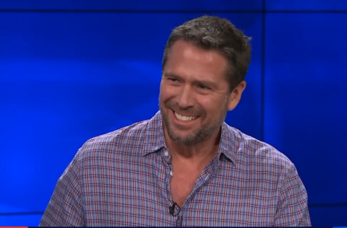 "Alexis Denisof On His Emmy Nomination For ""I Love Bekka & Lucy"""