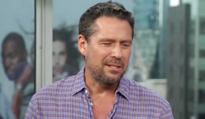 Alexis Denisof On His First Emmy Nomination
