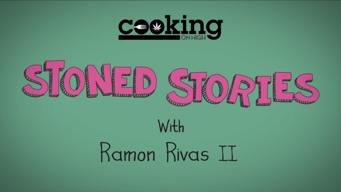 Stoned Stories: Grocery Shopping | Cooking On High