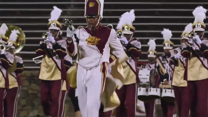 Turn Up: Drum Majors | Marching Orders