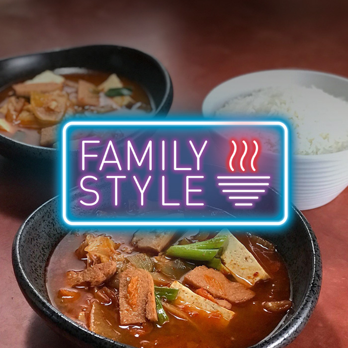 Watch 'Family Style' now!