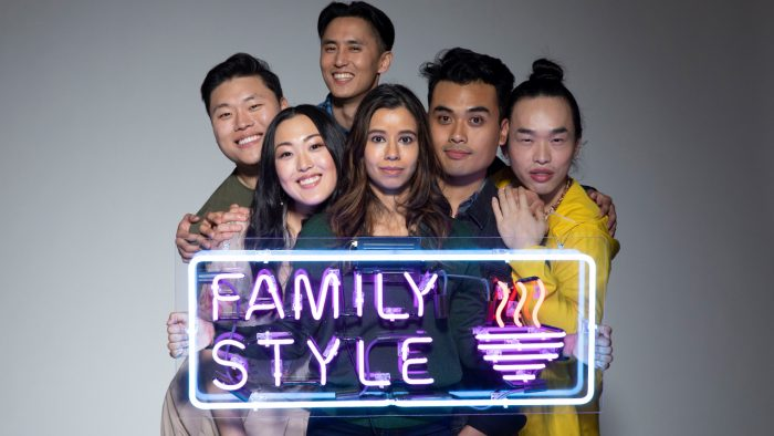 Chrysanthemum Tea and TRL: The Cast of 'Family Style' on What It Means to be Asian American