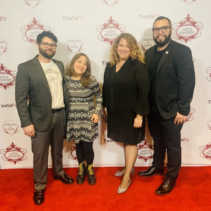 'Family Style' Wins at the 11th Annual Taste Awards!