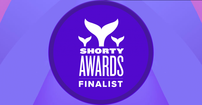 Stage 13 Has Two Finalists in the 12th Annual Shorty Awards