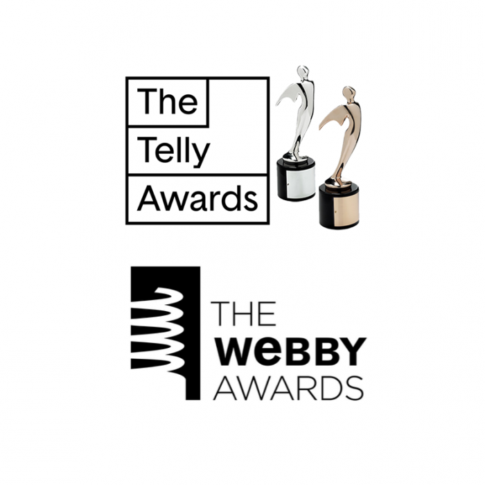 Stage 13 wins a Webby and 4 Telly Awards!
