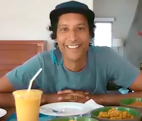 Danny Pudi | Family Style