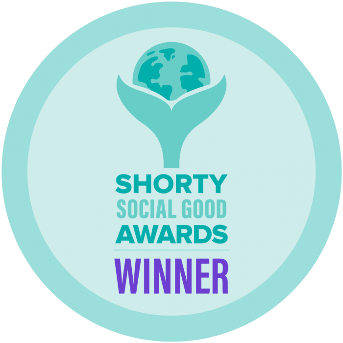 #stage13supports Wins a Shorty Award!