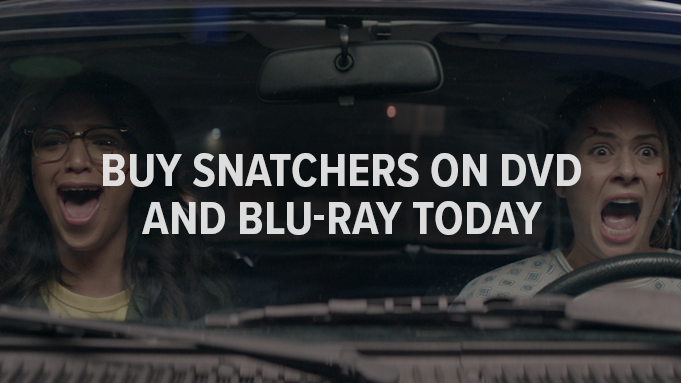 Buy Snatchers on DVD and Blu-Ray today