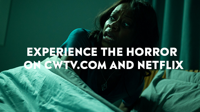Haunting You on CWTV.com and Netflix