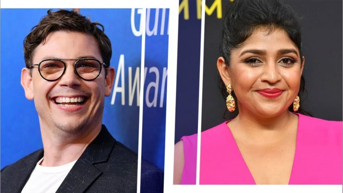 ET interviews Ryan O'Connell and Punam Patel about the final season of 'Special'